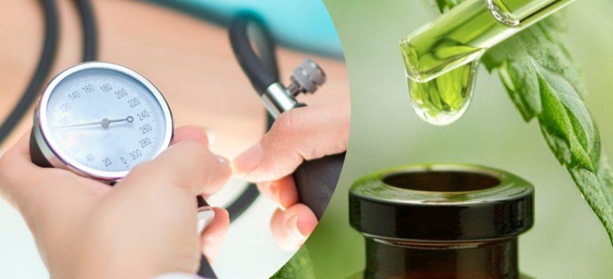 illóolajok keveréke magas vérnyomás esetén magas vérnyomás marihuánából