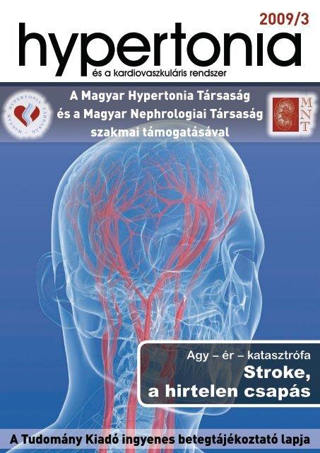 a stroke a hipertónia szövődménye