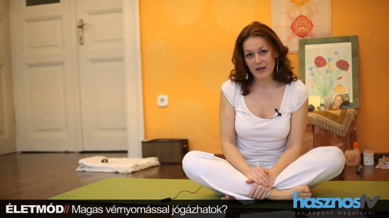 torna a magas vérnyomásért videó