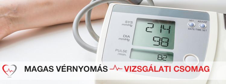 milyen vizsgálat szükséges a magas vérnyomáshoz melyik gyógyszerrel kezdje meg a magas vérnyomás kezelését