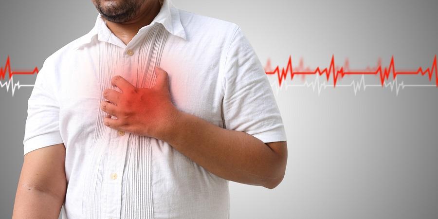 angina pectoris a magas vérnyomás hátterében