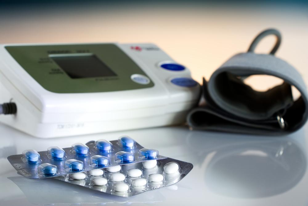 első segítség magas vérnyomás elleni gyógyszereknél