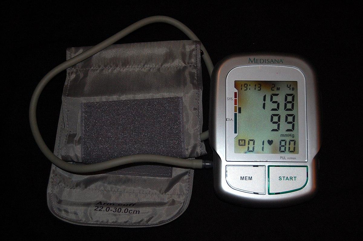 hogyan osztályozzák a magas vérnyomást hipertónia tünetegyüttese