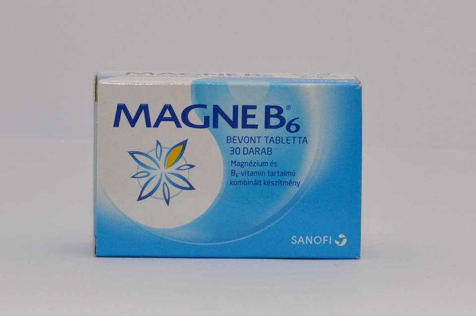 magne b6 magas vérnyomás esetén sbiten magas vérnyomás ellen