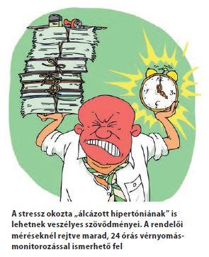 mért magas vérnyomás nyomás vese hipertóniában