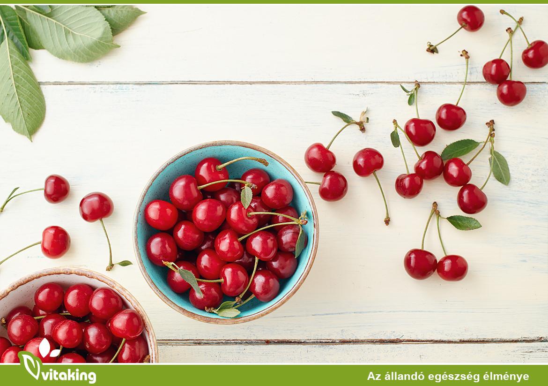 magas vérnyomás és cseresznye magas vérnyomás és homályos látás