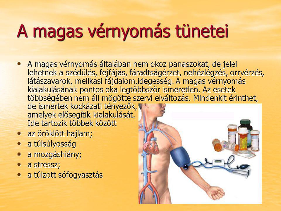 hipertónia ad-normája