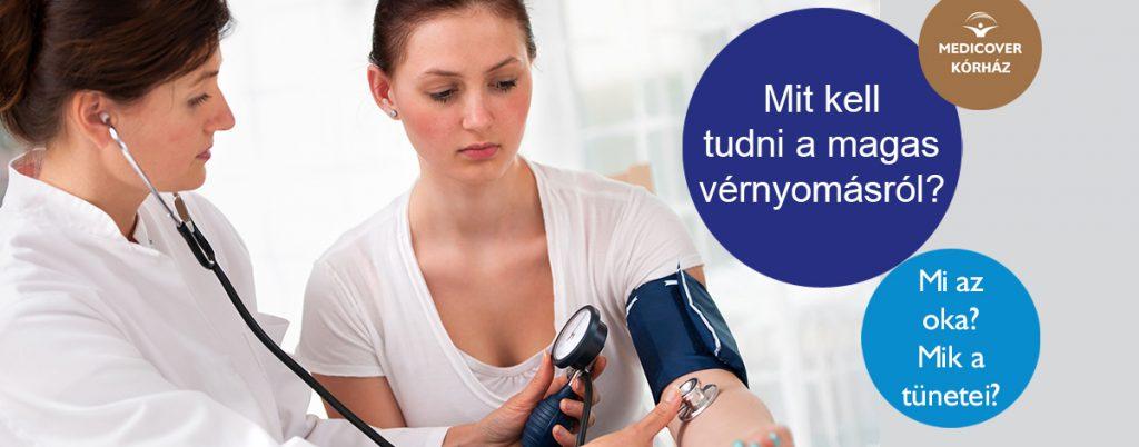a magas vérnyomás egy mondat