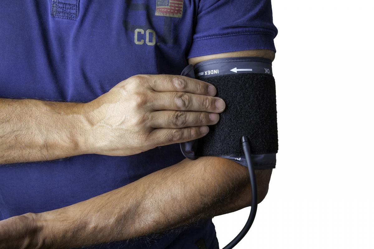 végtag magas vérnyomás a második fokú és a második fokú magas vérnyomás