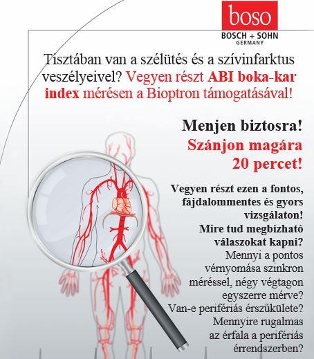bioptron magas vérnyomás esetén