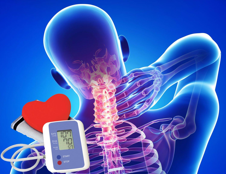 a mellkasi régió osteochondrosis és a magas vérnyomás felépülhet a magas vérnyomásból