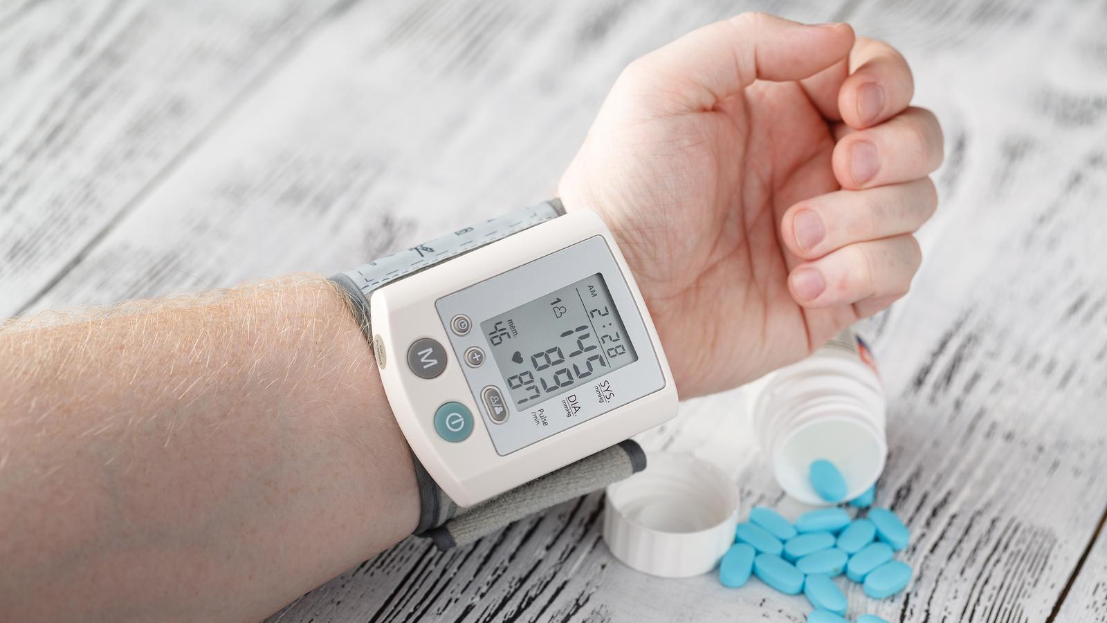 időszakos magas vérnyomás