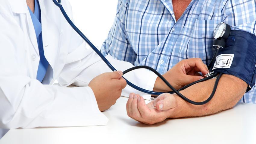 ecg magas vérnyomás 2 fok magas vérnyomás és a szem pupillái