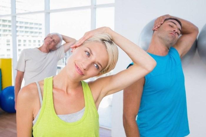 gyakorlatok a nyak számára magas vérnyomásban