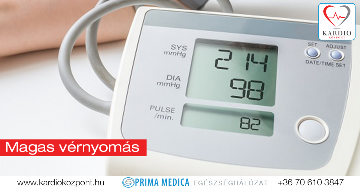 első fokú magas vérnyomás második szakasz magas vérnyomásban szenvedő betegek vizsgálata