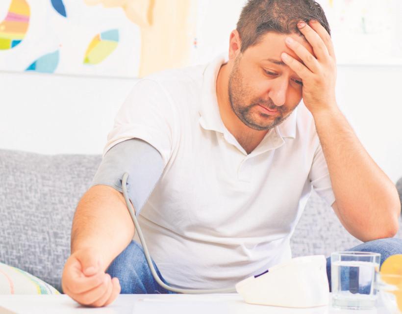 depresszió magas vérnyomás kezeléssel lehetséges-e teljesen megszabadulni a magas vérnyomástól