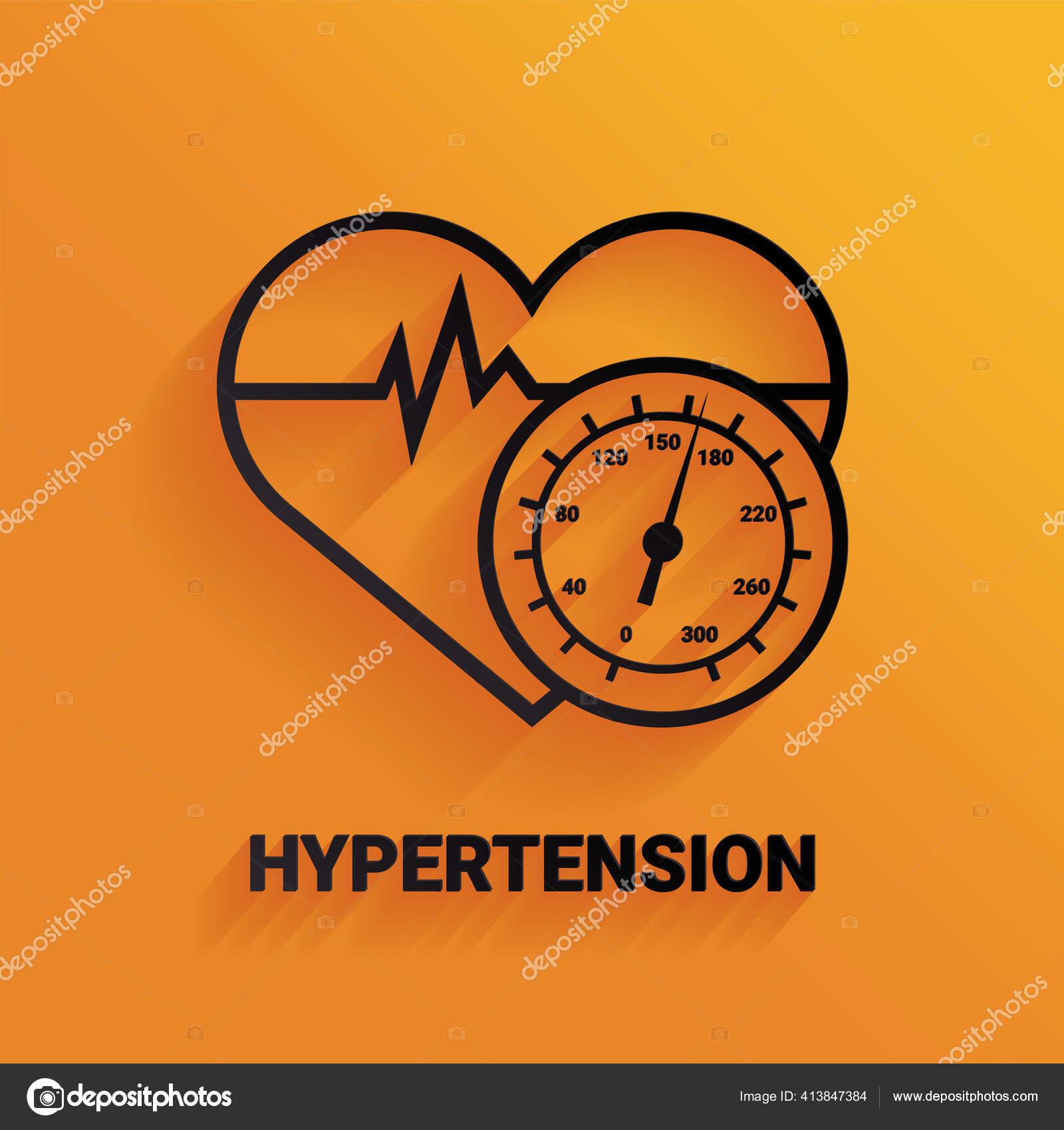 magas vérnyomás poszter