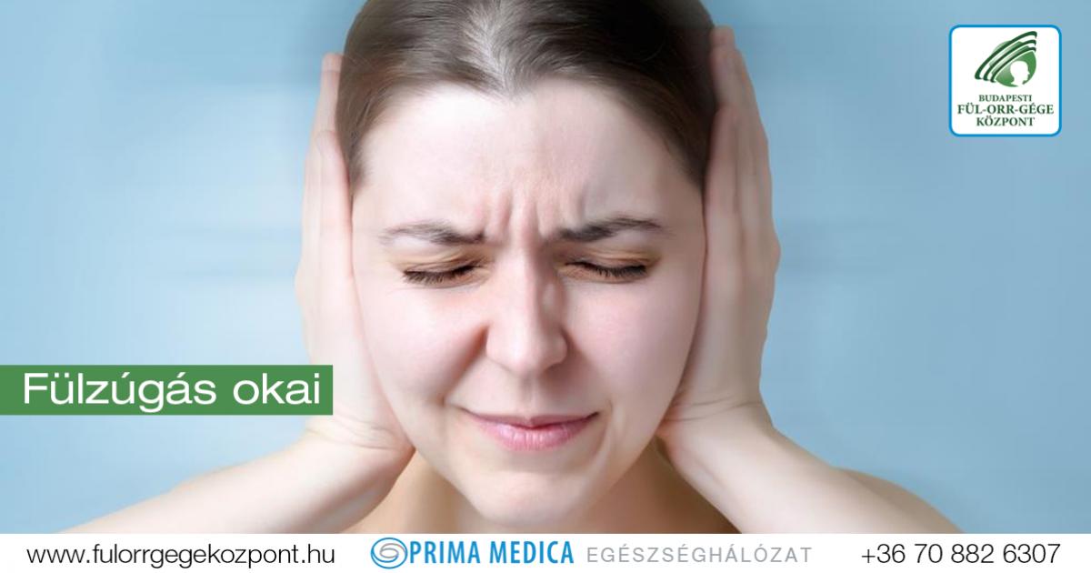 magas vérnyomás és csengés a fejben hipertónia mobilizáció in