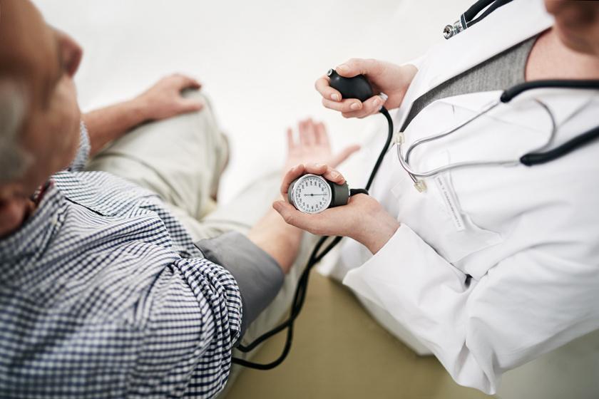 magas vérnyomásra való hajlam