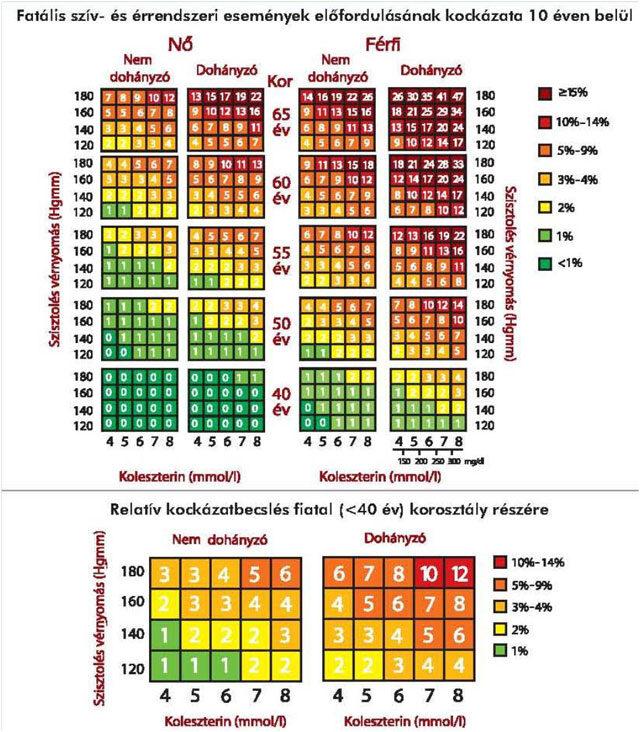 mi a koleszterin magas vérnyomás esetén 2 frakció a magas vérnyomásról szóló véleményeknél