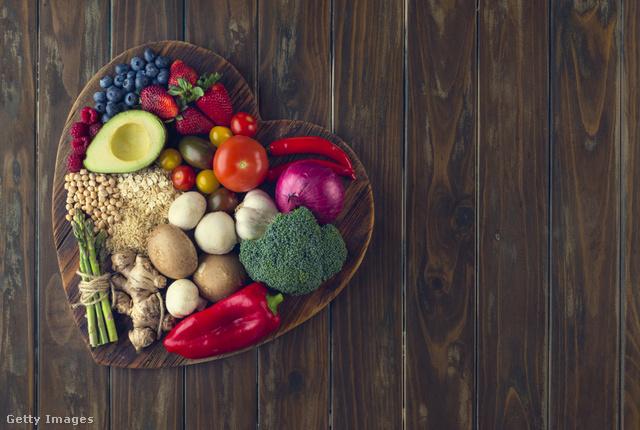 milyen táplálék a magas vérnyomásért