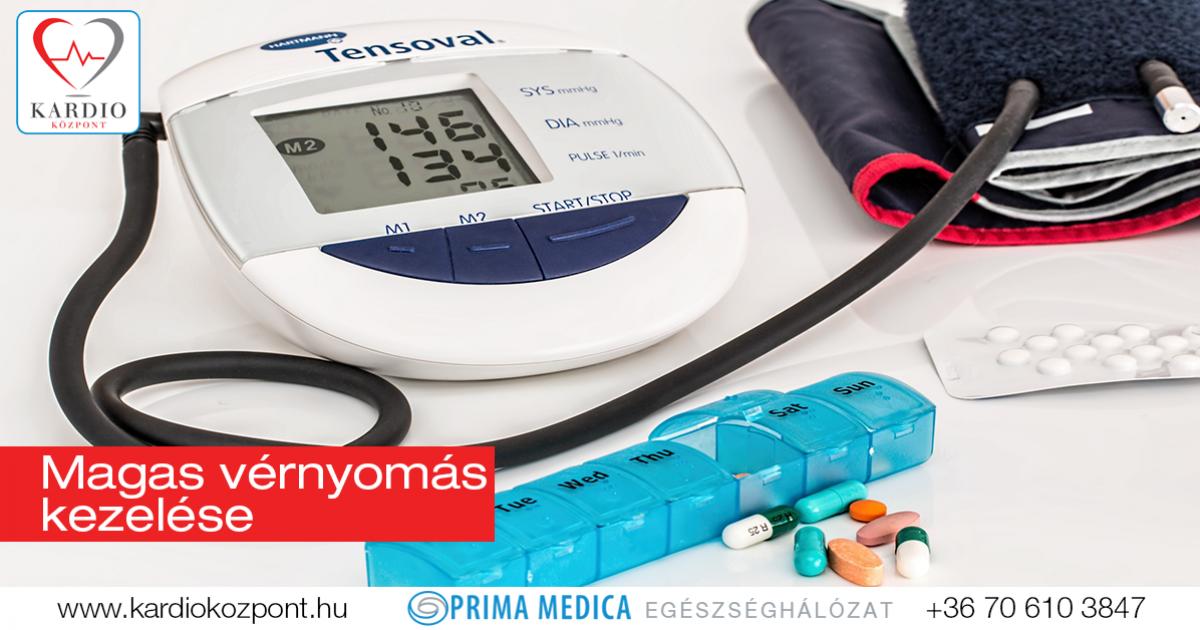 magas vérnyomás kezelés enap