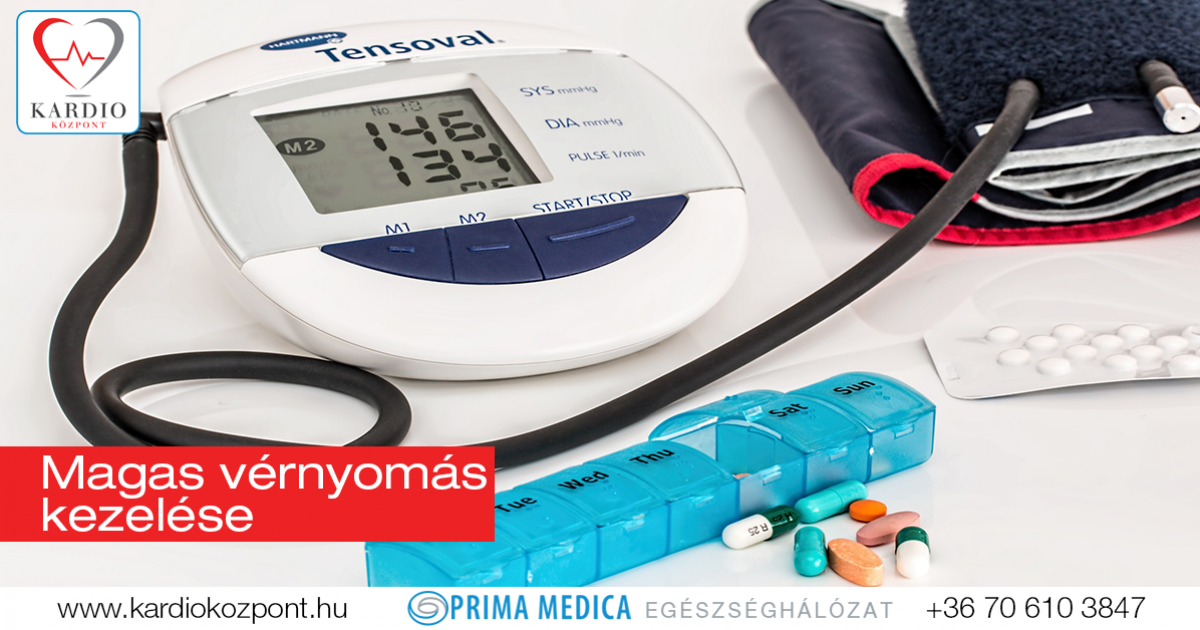 magas vérnyomás kezelése ASD-vel