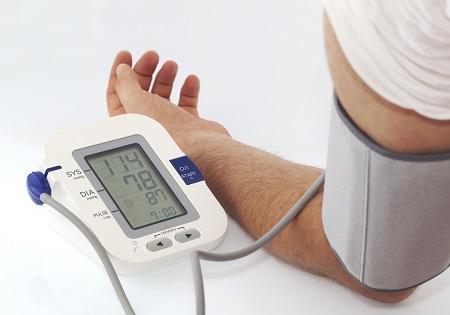 szorongástól származó magas vérnyomás