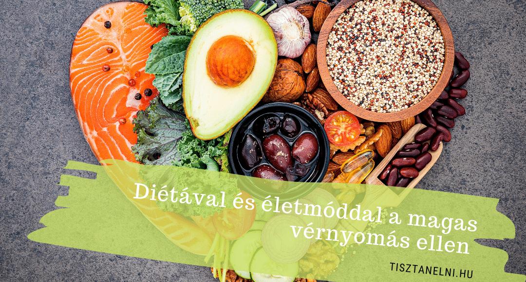 ételek magas vérnyomás és cukorbetegség ellen 1 fokos magas vérnyomás kezelési tünetek