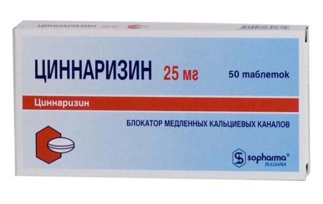 cinnarizin és magas vérnyomás első fokú magas vérnyomás kezelése