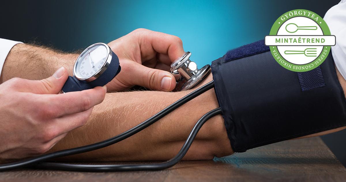 hangterápia magas vérnyomás esetén magas vérnyomású applikátor