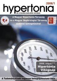 hipertónia szójaszósz